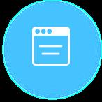 立信企业服务网站设计
